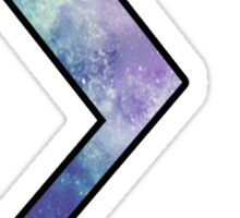 Sigma Galaxy Sticker