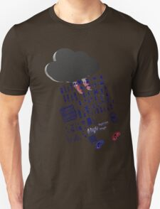 tron cloud of robots and things T-Shirt