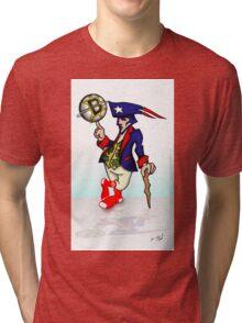 New England Mascot Tri-blend T-Shirt