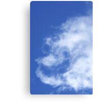 Cloud Angel Canvas Print