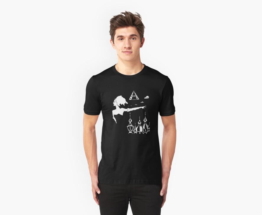 Invasion T-Shirt  by Allie Hartley