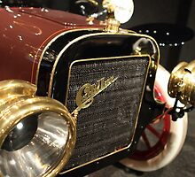 The Old Cadillac by transportation