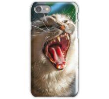 yawning iPhone Case/Skin