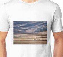 Wemyss Bay Evening Surprise across the water Unisex T-Shirt