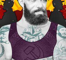 Karl Hipster Sticker