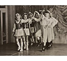 ♥ ♥ ♥ ♥ My Krakowiak Dance with  ♥ ♥ ♥ ♥ beautiful blonde Ewa ♥ ♥ ♥ ♥ .Brown Sugar Live  Book Story.1961. Views (1169) favorited by (3) . Time and feelings to remember ! My wonderful memories ! Photographic Print