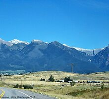 Mission Mountains 2 by rocamiadesign