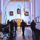 Nicolaikerk Interior by Cameron Hampton