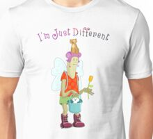 Im Just Different Unisex T-Shirt