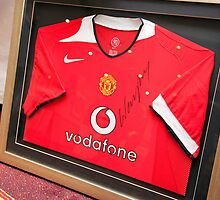 Manchester United Shirt_9690 by hallphoto