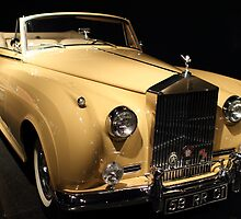 The Rolls Royce by transportation