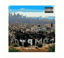 Compton The Soundtrack Art Print