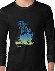 Paradise Parks Long Sleeve T-Shirt