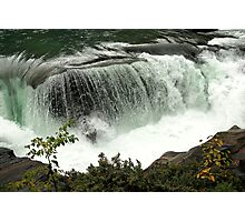 Fraser River - Rearguard Falls Provincial Park Photographic Print