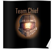 Halo 5 Team Chief Poster