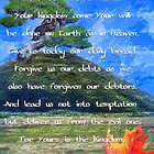 The Lord's Prayer I by Faith Miriam