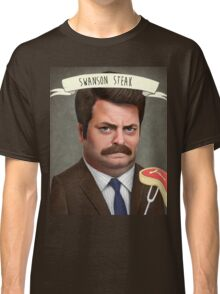 Swanson Steak Classic T-Shirt
