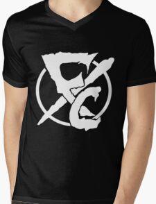 FLESH COLLISION  Mens V-Neck T-Shirt