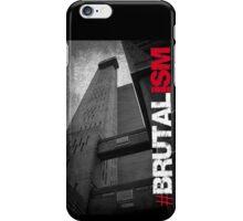 Brutalism #1 iPhone Case/Skin