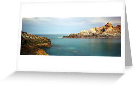 Guerilla Bay, NSW by Melanie Roberts