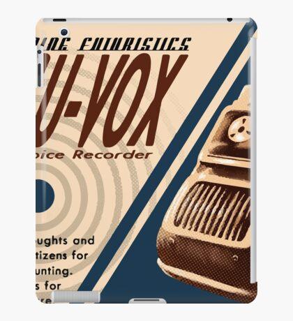 Accu-Vox iPad Case/Skin