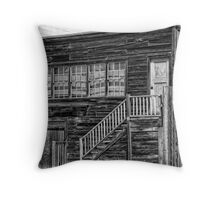 Doc's Place Throw Pillow