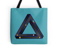 Pac Man Infinite Tote Bag