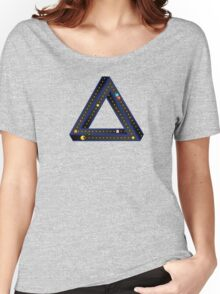 Pac Man Infinite Women's Relaxed Fit T-Shirt