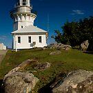 South West Rocks - Lighthouse by Mark Elshout