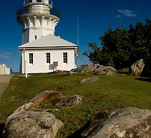 South West Rocks - Lighthouse by Mark Elshout