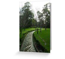 Botanic Gardens Greeting Card