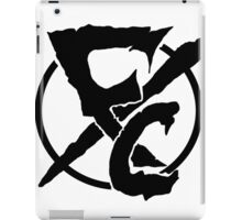 FLESH COLLISION 2 iPad Case/Skin