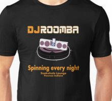 DJ ROOMBA Unisex T-Shirt