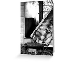 Handrail Greeting Card