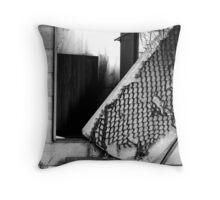 Handrail Throw Pillow
