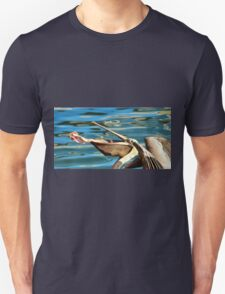 Big Mouth Pelican Unisex T-Shirt