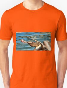 Big Mouth Pelican Unisex T-Shirt