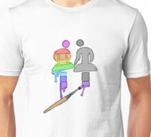 Start Tolerance! Unisex T-Shirt
