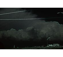 Electric Storms  Photographic Print
