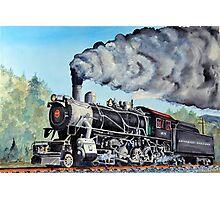 Engine 475 Photographic Print