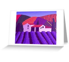 Lavender's er...........Mauve Greeting Card
