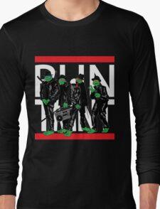 RUN TMNT Long Sleeve T-Shirt