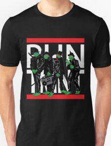 RUN TMNT Unisex T-Shirt