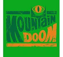 Mountain Doom v2 Photographic Print