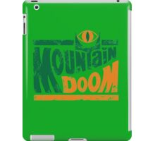 Mountain Doom v2 iPad Case/Skin