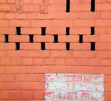 Pink Wall by SarahMcD0101