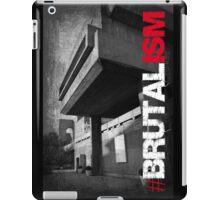 Brutalism #2 iPad Case/Skin