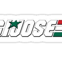 G.I. Jose - Clean Sticker