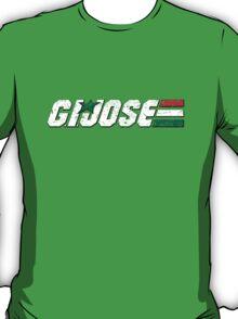 G.I. Jose - Worn T-Shirt