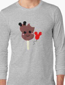 Kawaii Pixel Mickey Premium Ice Cream Bar Long Sleeve T-Shirt